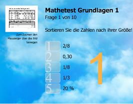 Eignungtest Mathe
