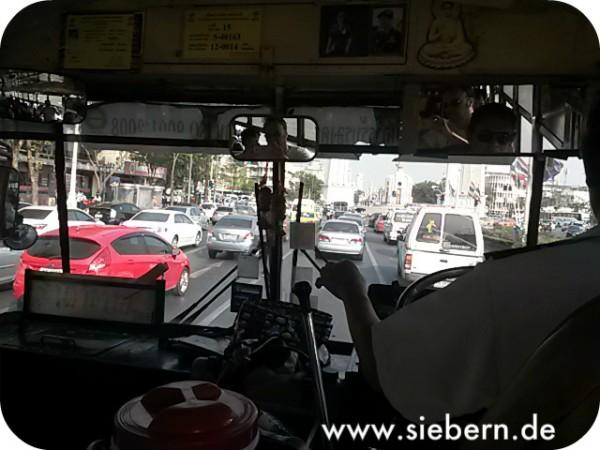 Bangkok Busverkehr
