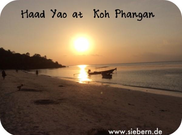 Haad Yao Koh Phangan