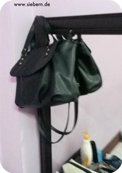 Das Geheimnis der Handtasche in Thailand Hotels