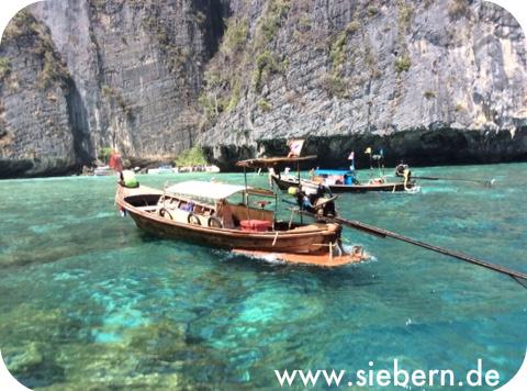 Tagestour mit dem Schnellboot