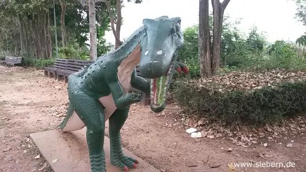 Dinosaurier Thailand